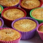 Opskrift på vanilje cupcakes (9-12 stk.)