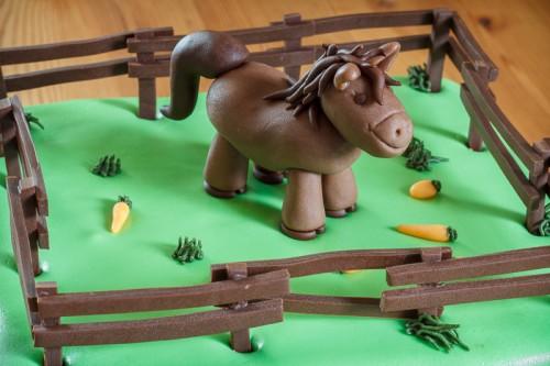 Hest og hegn i modellerings-chokolade