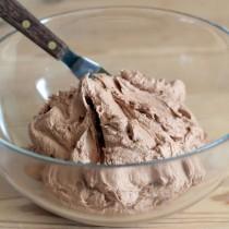 Chokolade-palmin smørcreme
