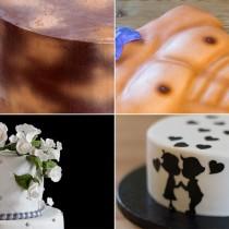 Kagepynteri fødselsdag