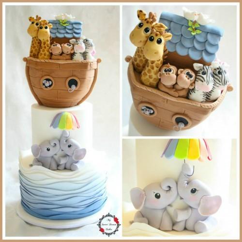 Noah´s Ark 3D-kage