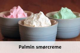 Link til palmin smørcreme opskrift
