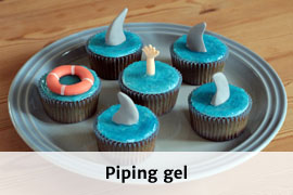 Link til piping gel opskrift