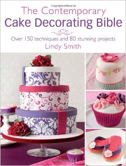 The Contemporary Cake Decorating Bible forside