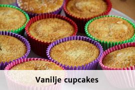 Link til vanilje cupcakes opskrift